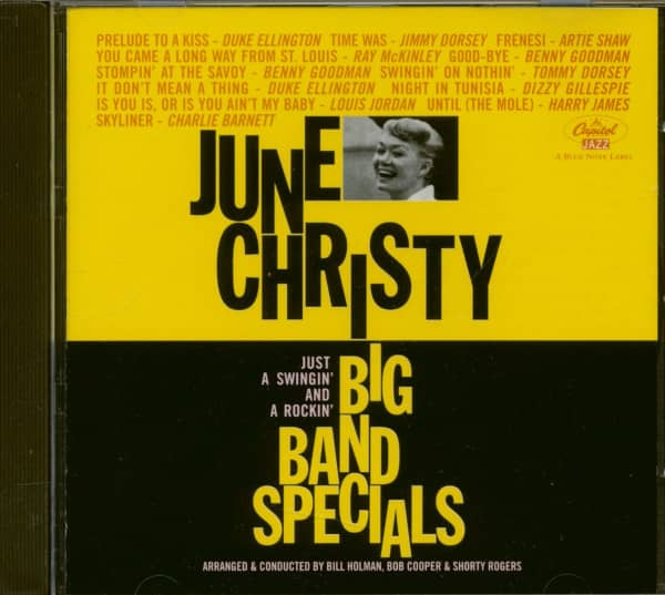 A Swingin' And A Rockin' Big Band Specials (CD)