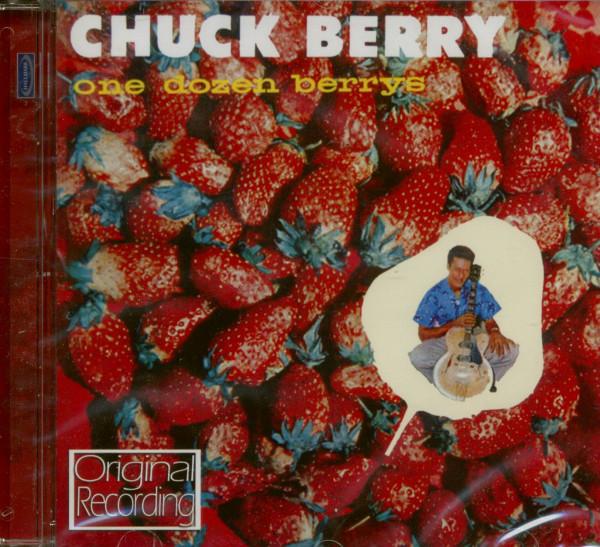 One Dozen Berrys (CD)