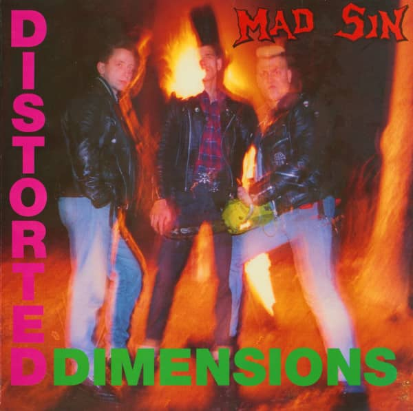 Distorted Dimensions (LP)