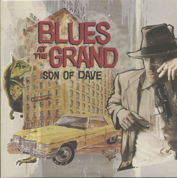 Blues At The Grand (LP)