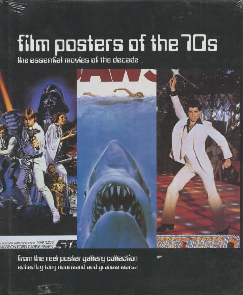 Marsh, Graham & Nourmand, Tony - Film Posters Of The 70s