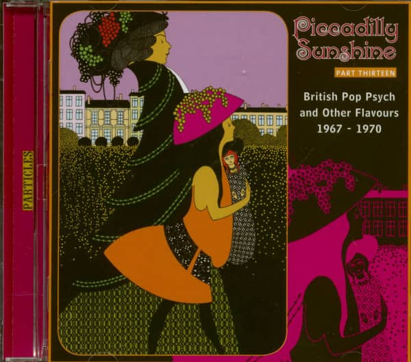 Piccadilly Sunshine Part 13 (CD)