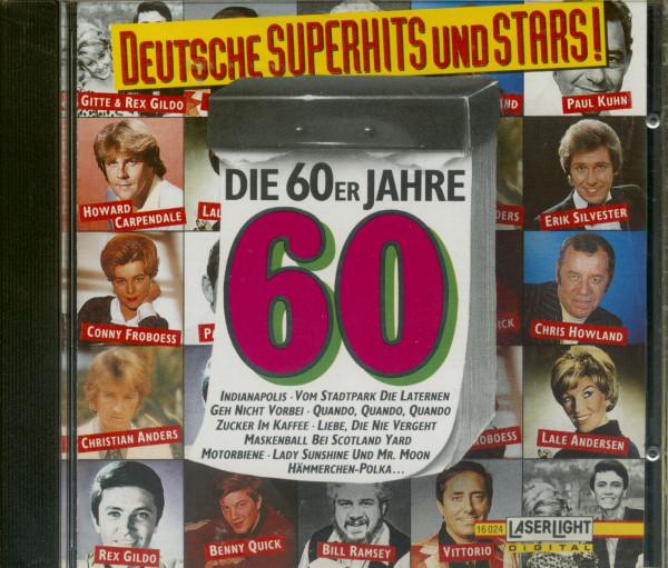 Die 60er Jahre (CD)