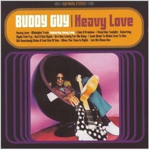 Guy, Buddy Heavy Love