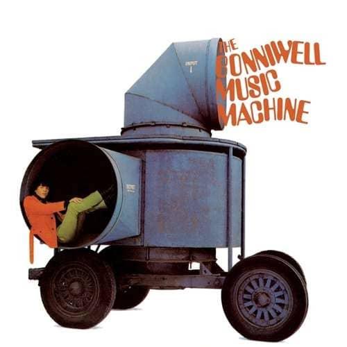 The Bonniwell Music Machine (LP, Green Vinyl, Ltd.)
