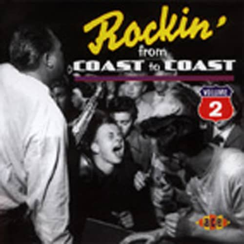 Rockin' From Coast To Coast Vol.2 (CD)