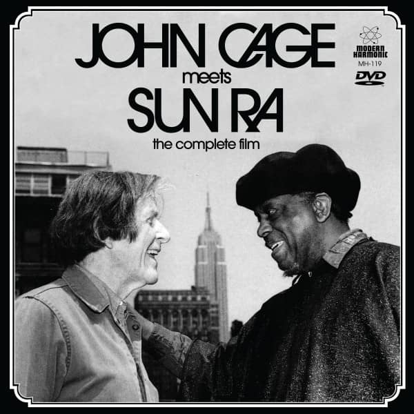 John Cage Meets Sun Ra - The Complete Film (7inch & DVD)
