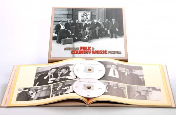 American Folk & Country Festival 1966 (2-CD Deluxe Box Set)