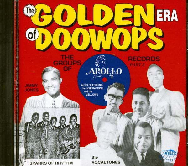 Apollo Records Vol.3 (CD)
