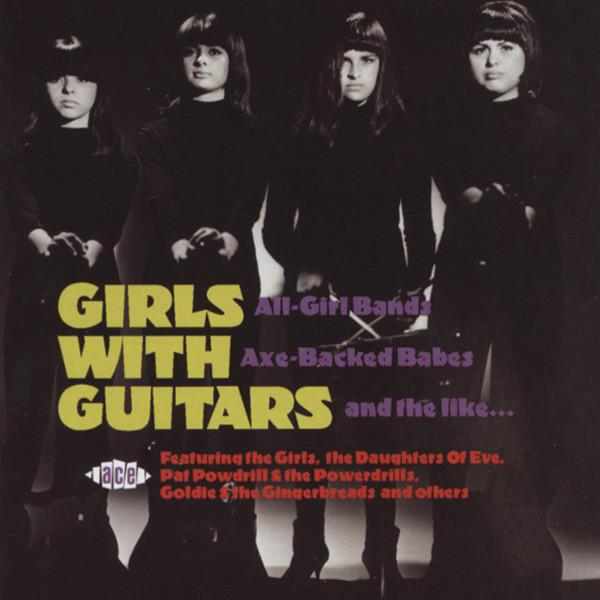 Va Girls With Guitars