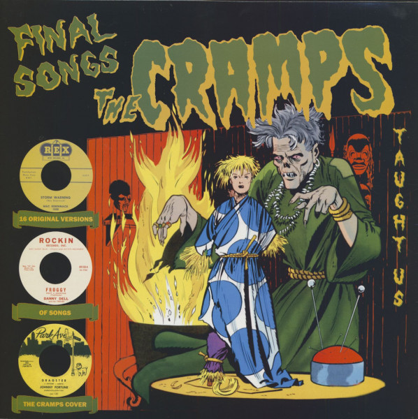 Songs The Cramps Taught Us Vol.7 - Final Edition (LP)