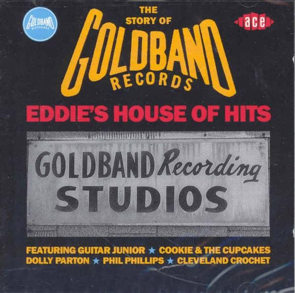 Va Eddie's House Of Hits - Goldband Records