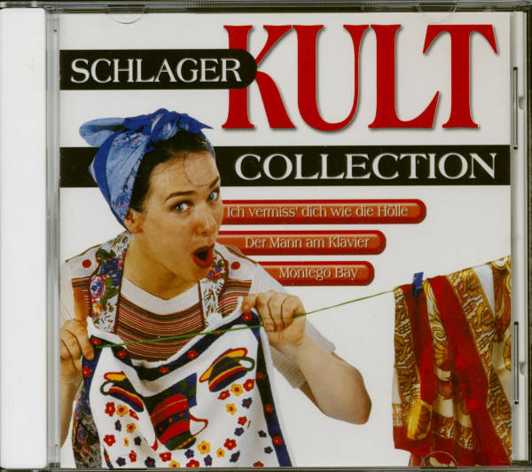 Schlager Kult Collection (CD)