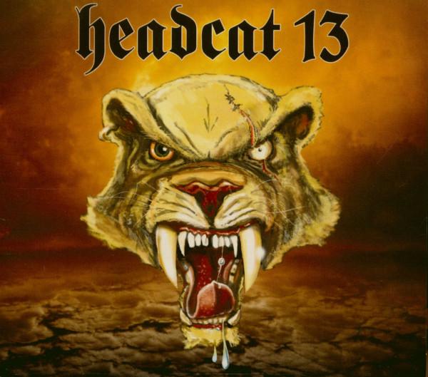 Headcat 13 (CD)