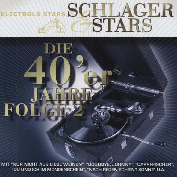 Electrola Stars - Die 40'er Jahre - Folge 2