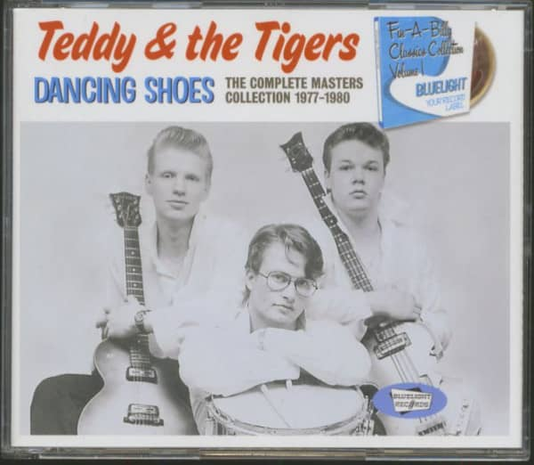 Dancing Shoes - The Complete Masters Collection 1977-1980 (3-CD)