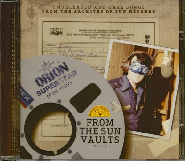 From The Sun Vaults Vol.1 - Unreleased & Rare (CD)