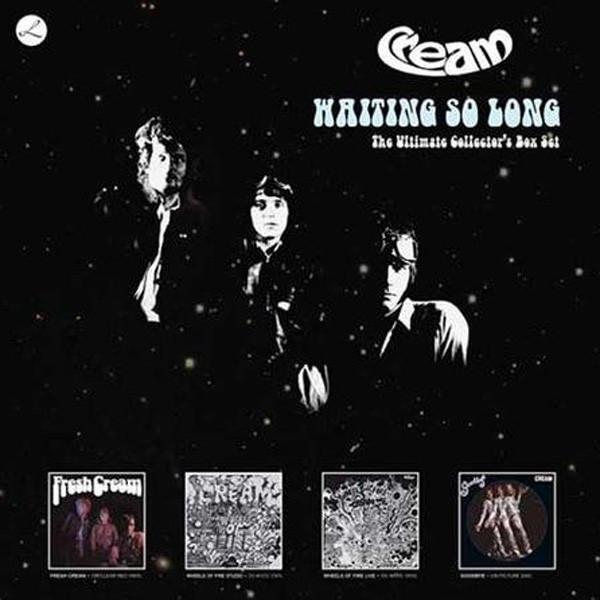 Cream Waiting So Long (4-LP Box)