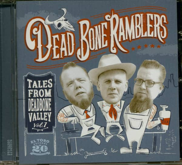 Tales From The Deadbone Valley Vol.1 (CD)
