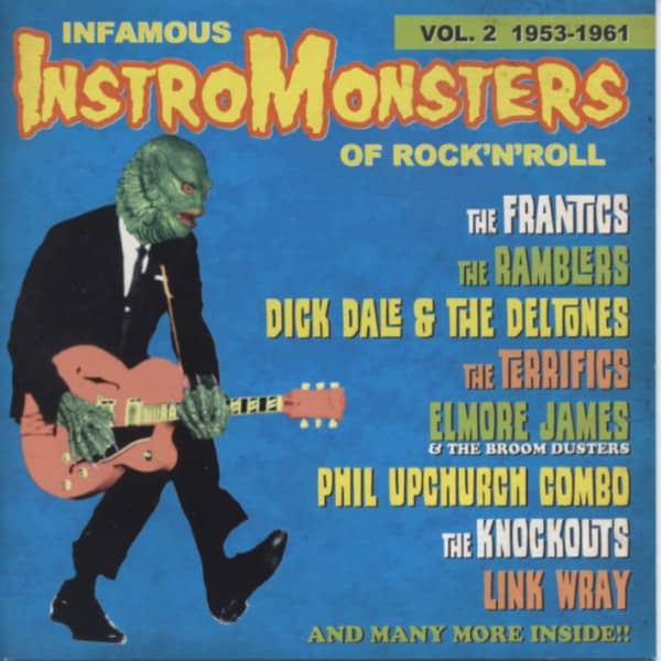 Va Vol.2, Instro Monsters 1953-61