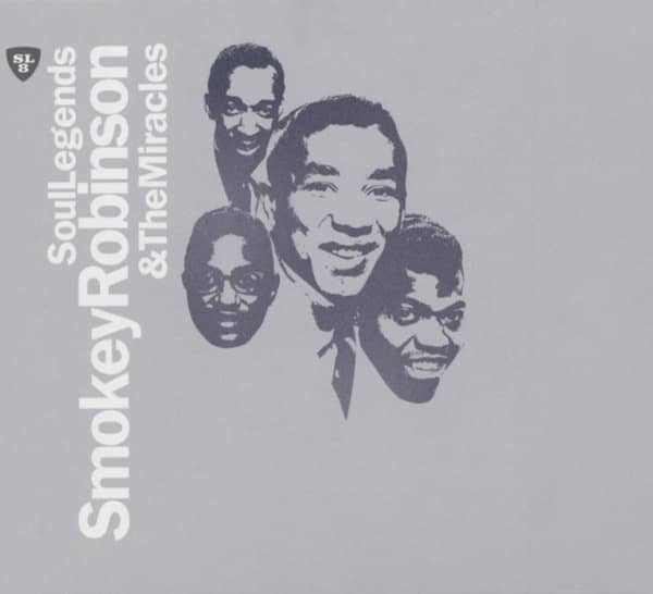 Robinson, Smokey & The Miracles Soul Legends Series