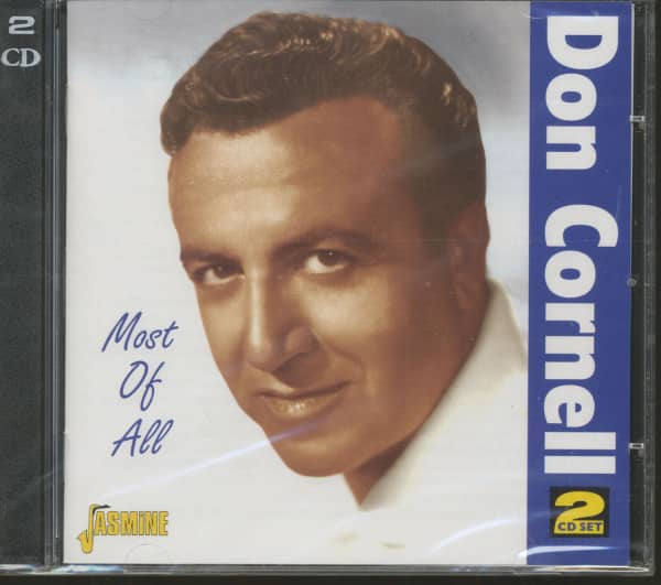 Cornell, Don Most Of All (2-CD)