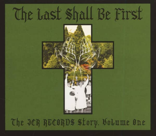 The Last Shall Be First - The JRC Records Story Vol.1 (CD)