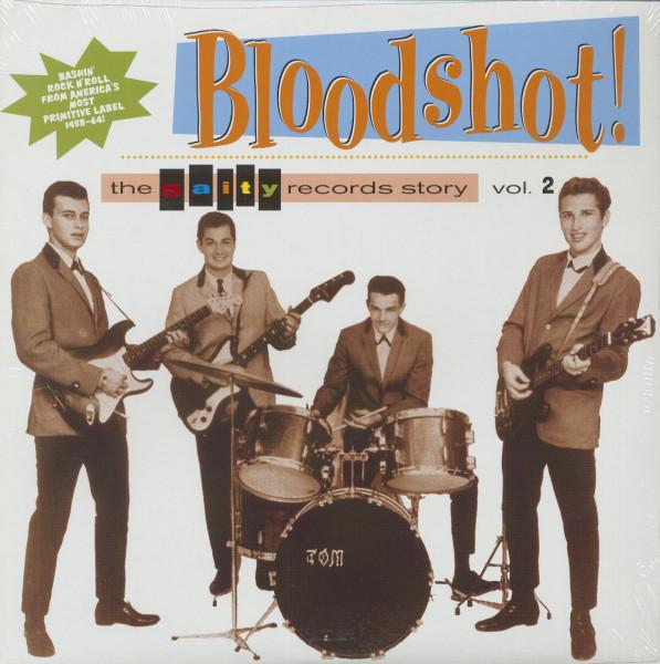 Bloodshot! - The Gaity Records Story, Vol.2 (Vinyl)