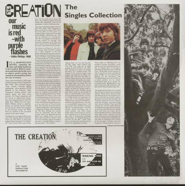 The Singles Collection (LP, 180g Vinyl)