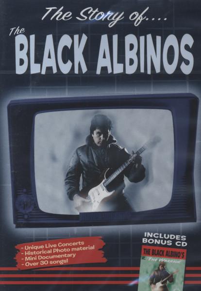 Black Albinos The Story Of...Vol.1 (0) plus bonus CD