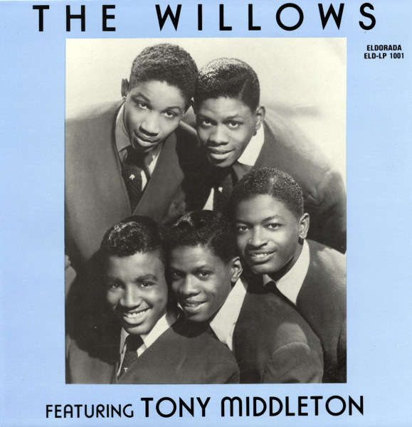 The Church Bells May Ring Forever - The Willows Featuring Tony Middleton (LP)