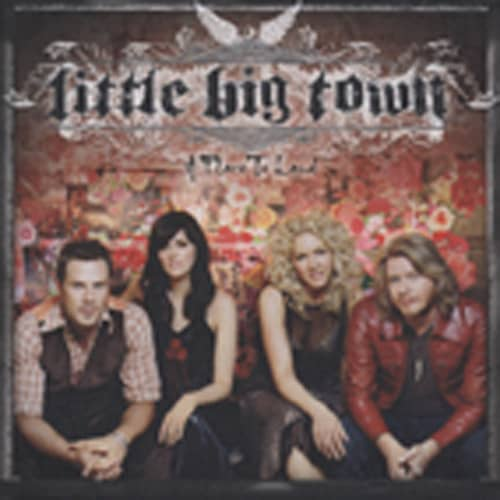Little Big Town A Place To Land (2007)...plus