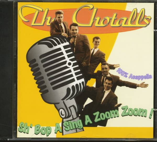 Sh'Bop A Sing A Zoom Zoom! (CD)