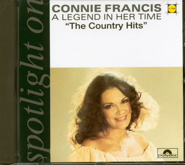 Spotlight On Connie Francis (CD)
