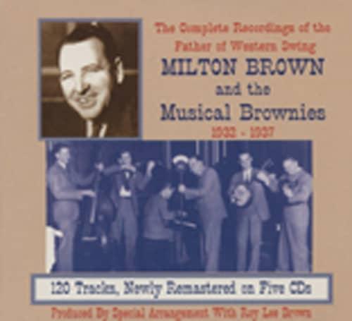 Brown, Milton Complete Recordings (5-CD)