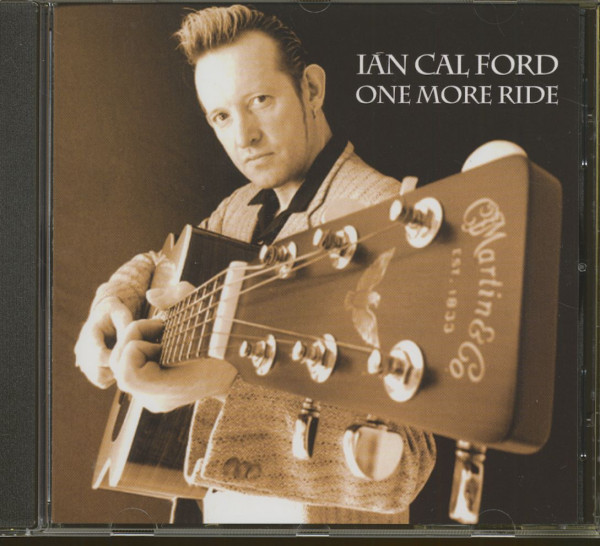 One More Ride (CD)