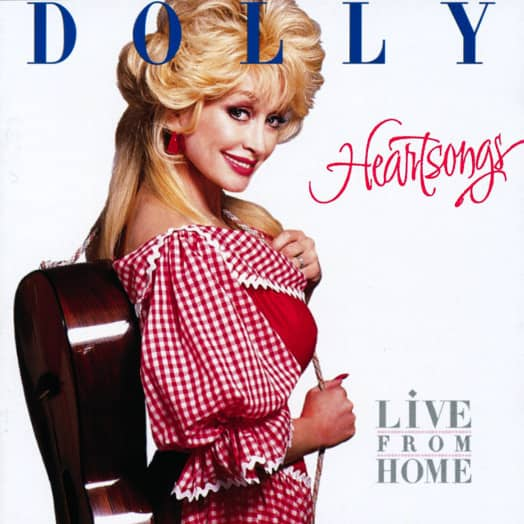Parton, Dolly Heartsongs - Songs From Home