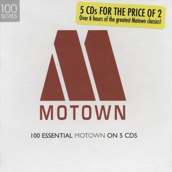 Va Essential Motown (5-CD)