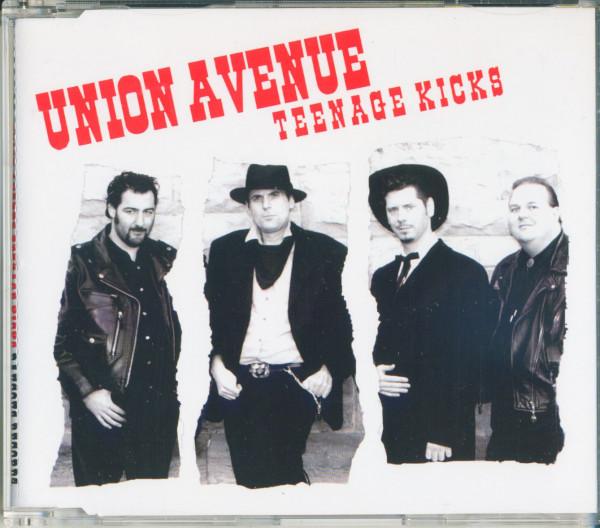 Teenage Kicks (CD, EP)
