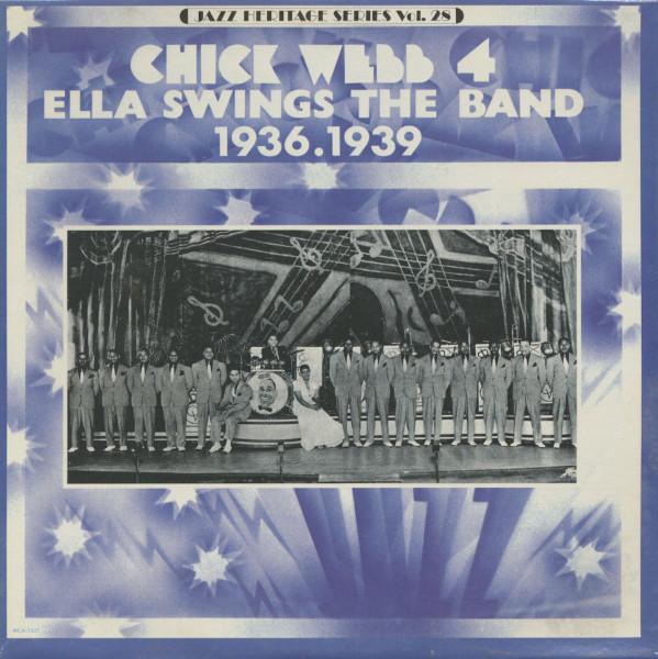 Ella Swings The Band - 1936-39 (LP)