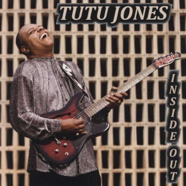 Jones, Tutu Inside Out