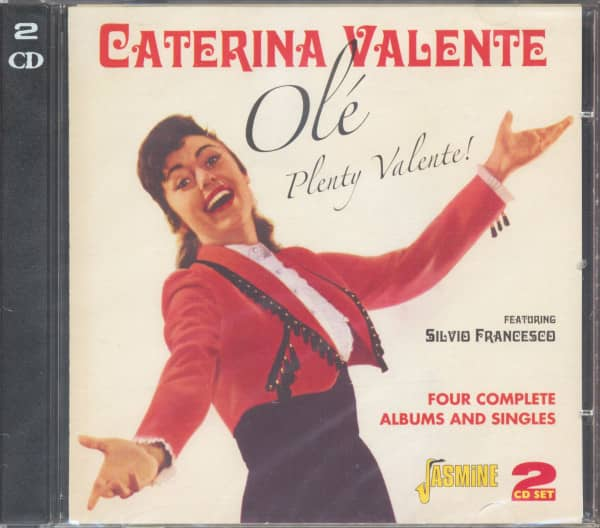 Olé Plenty Valente (2-CD)