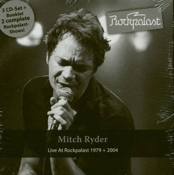 Live At Rockpalast - 1979 & 2004 (3-CD)