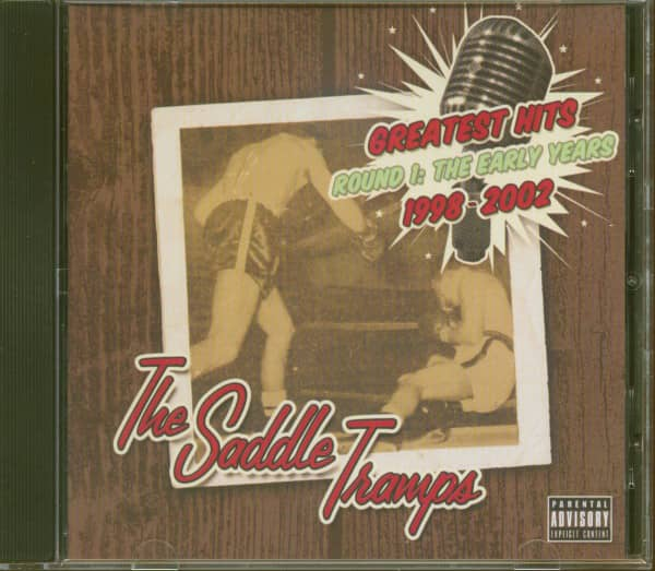 Greatest Hits Round 1 - The Early Years 1998-2002 (CD)