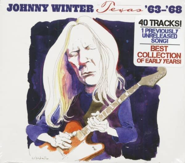 Texas '63-'68 (2-CD)