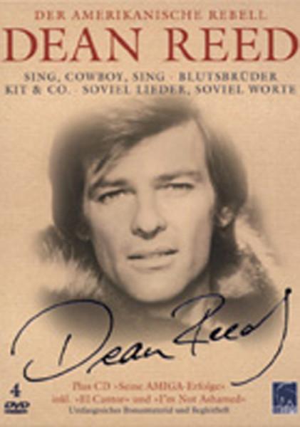 Reed, Dean Der amerikanische Rebell (4-DVD&CD)(0)