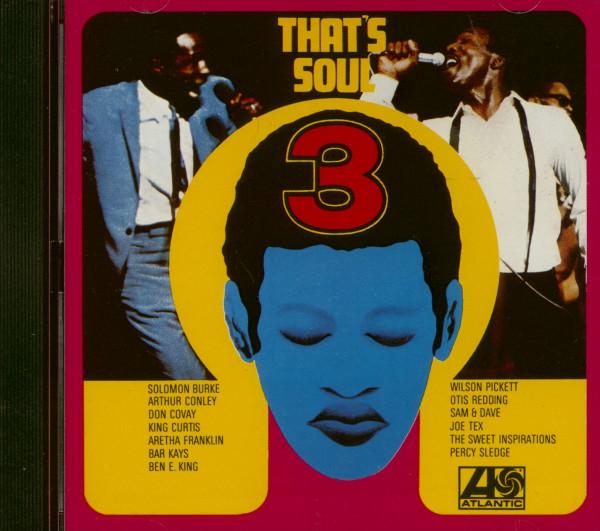 That's Soul 3 (CD)