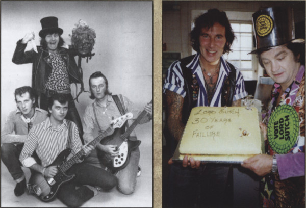 Va Long Black Coffin - Tribute To Lord Sutch
