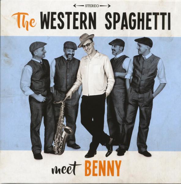 The Western Spaghetti Meet Benny (7inch, 45rpm, PS)