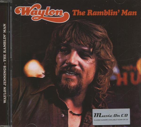 The Ramblin' Man (CD)
